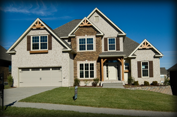The mallory new home plan in SPring Hill Tn and Thompson Station TN with Master bedroom on first floor call Van Woody at 615-403-7072