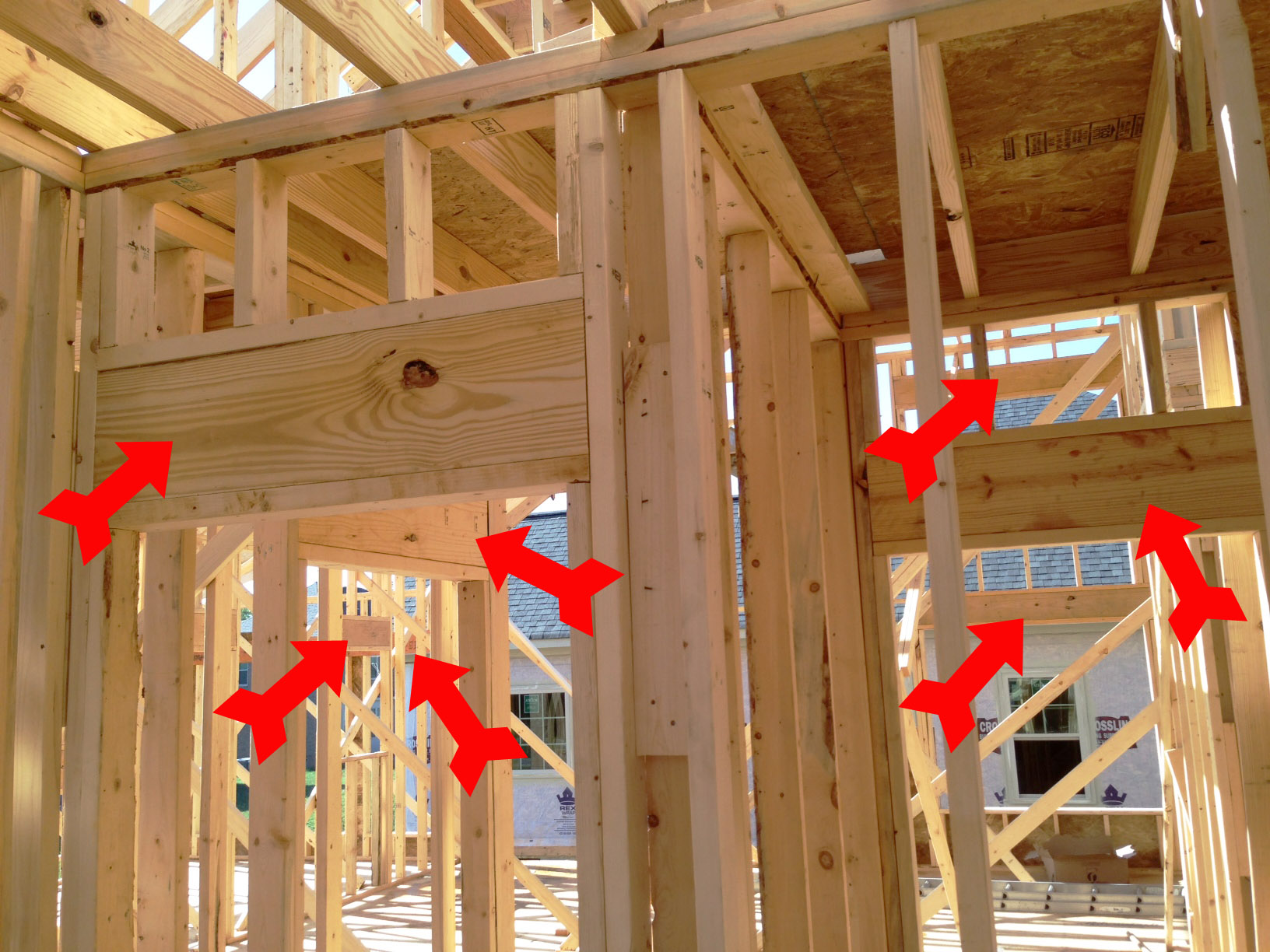 Size matters in new homes for sale in spring hill tn for New construction windows for sale