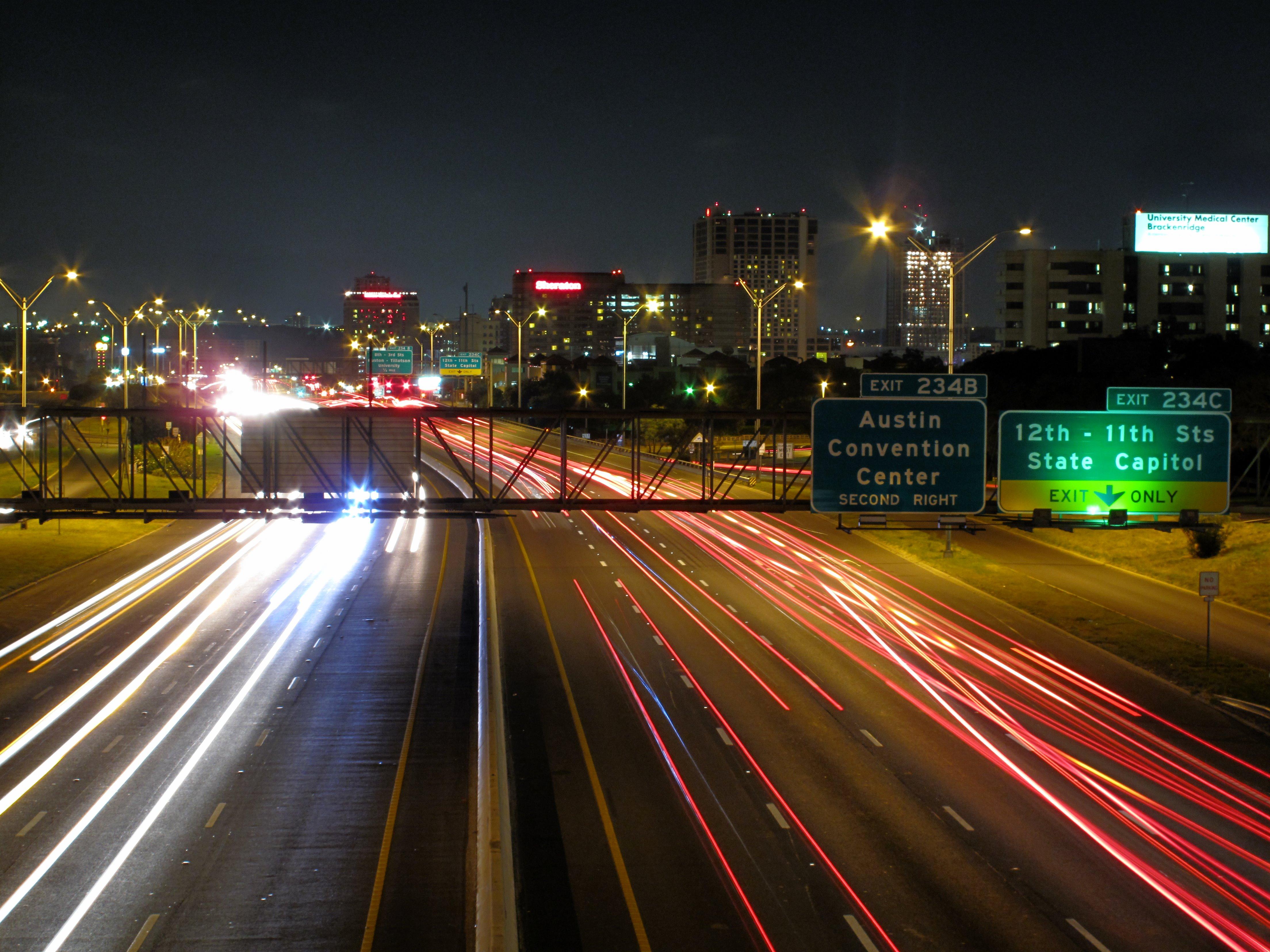Approaching Downtown Austin - Matthew Rutledge