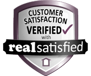 Verified client testimonials from RealSatisfied