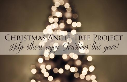 angel tree - Christmas Angel Tree