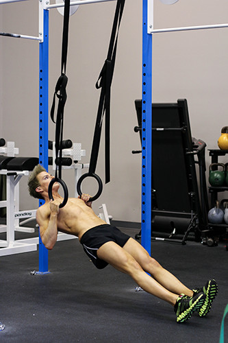 Five Workouts for the CrossFit Novice