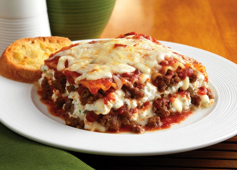 Meal of the Day: Blair's Lasagna