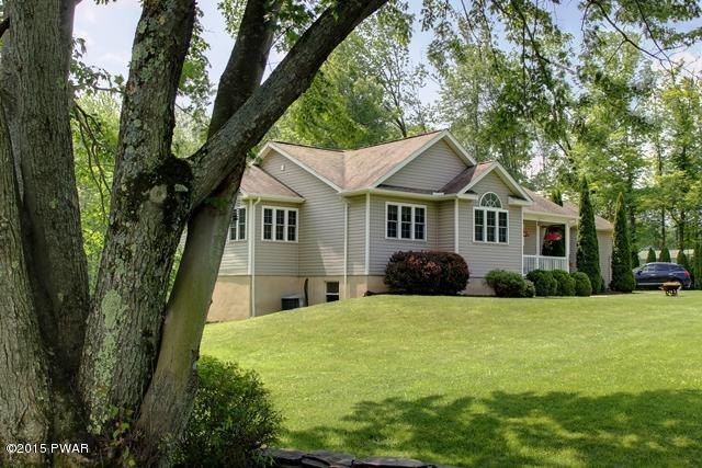 Lake Ariel Dream Home- SOLD!