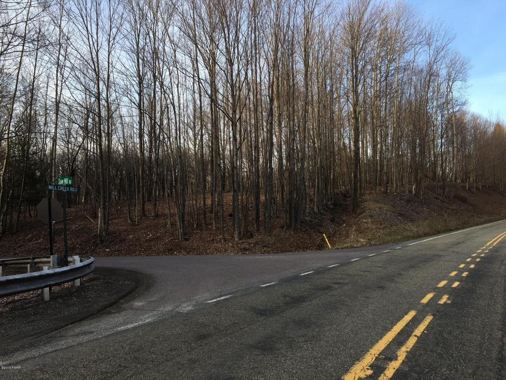 REDUCED!  Sawmill & Millcreek Road - Newfoundland Wooded Lot