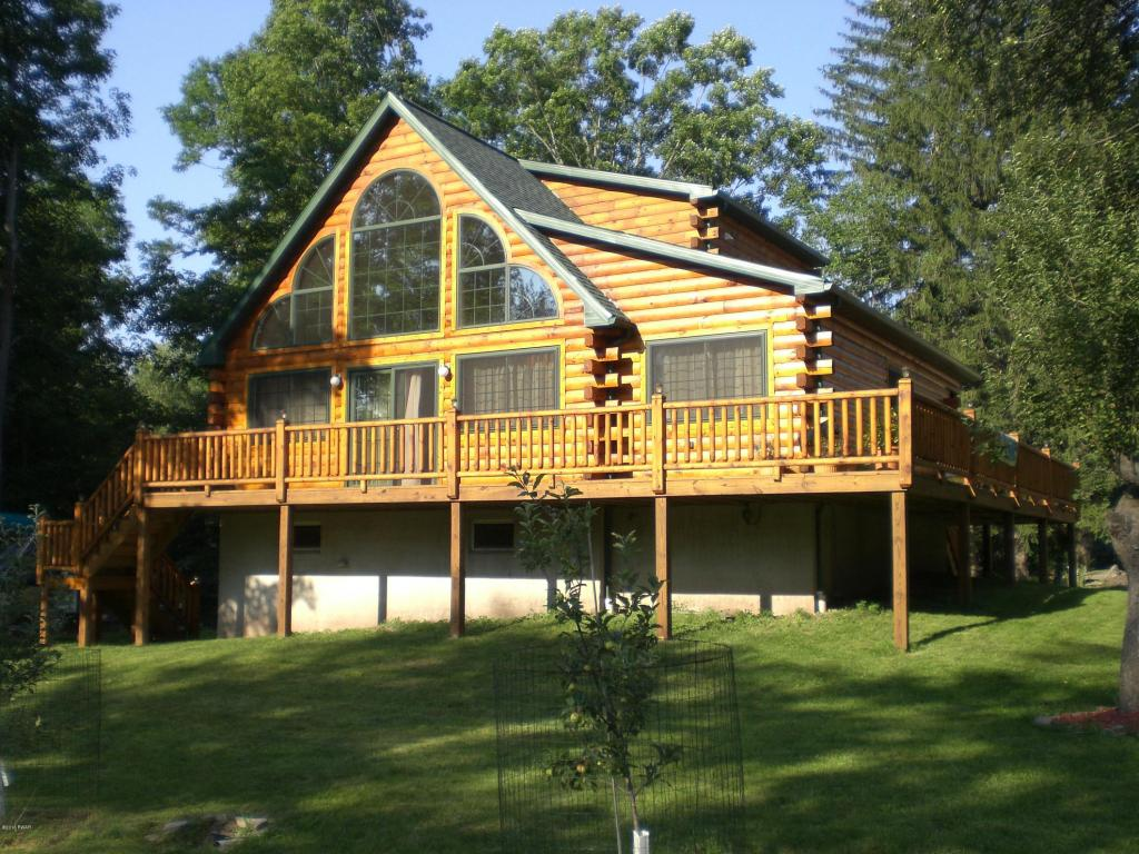 1007 Apache Court - Luxurious Log-Sided Chalet in WLE