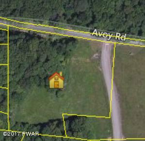 Lot 8 Avoy Heights-Cleared 3+ Acre Lot Near Lake Ariel