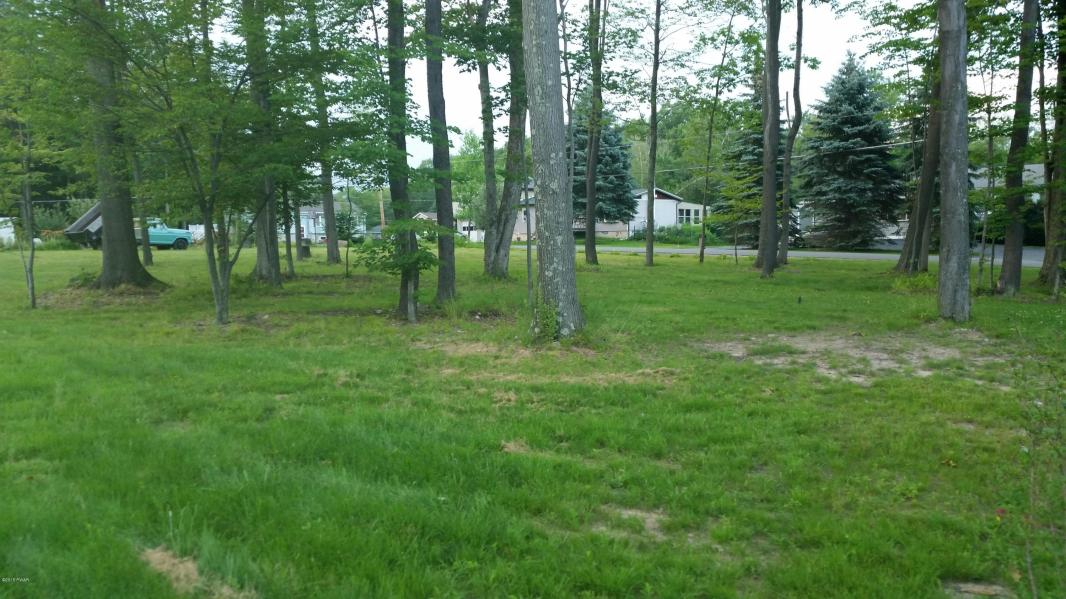 Lake Spangenberg: Half Acre Lot with Lake Rights