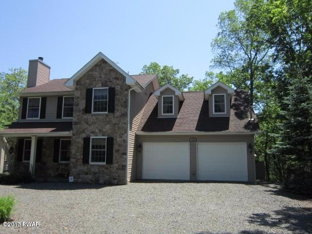 RECENTLY REDUCED!! This Impressive 4 Bedroom, 4 Bathroom Masthope Mountain Community Home Could Be Yours! Perfect for a Vacation Retreat or Year Round Living, Exalt in the Beauty of This 10 Year Young Home. Enjoy the Designer Kitchen with a Formal Dining