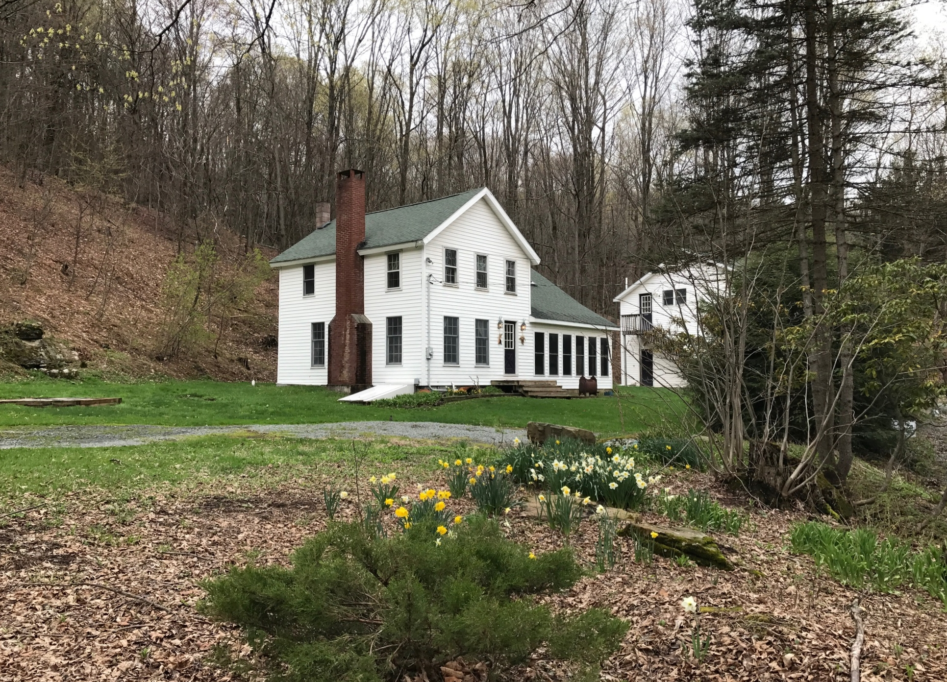 RECENTLY REDUCED!! This Lovely Farm House Sits on 51 Acres of Land and is Move in Ready! Features 3 Bedrooms & 2 Bathrooms! Enjoy Your Time in The Sun Room. Amid the Trees and Open Spaces Sits a Barn and a 2 Car Garage with a Bonus Room Upstairs. This Hom