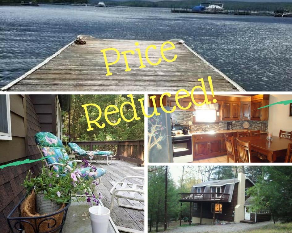 100 Pumphouse Court, Greentown PA: Lake Wallenpaupack Beauty