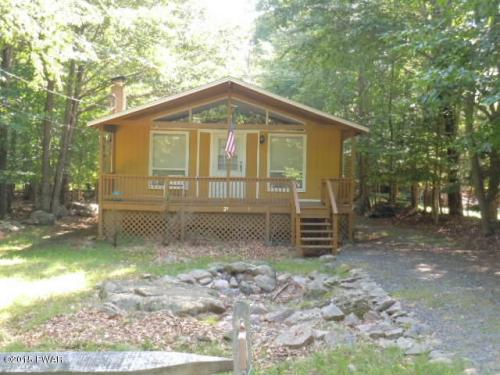 REDUCED!! This Cozy Cottage Features 2 Bedrooms and 1 Bathrooms; Perfect for a Weekend Getaway! Upgraded Plumbing, New Paint, Flooring, And a New Fireplace Insert Make This Home Move In Ready. 2 Sheds and This Home Sit on a .44 Acre Property. For more inf