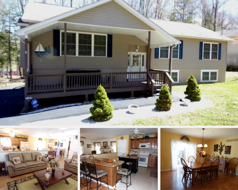 1023 Mountain Top Drive, Wallenpaupack Lake Estates Bi-Level