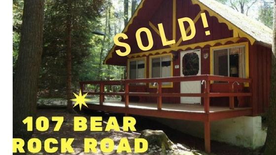 Sold! 107 Bear Rock Road; Indian Rocks