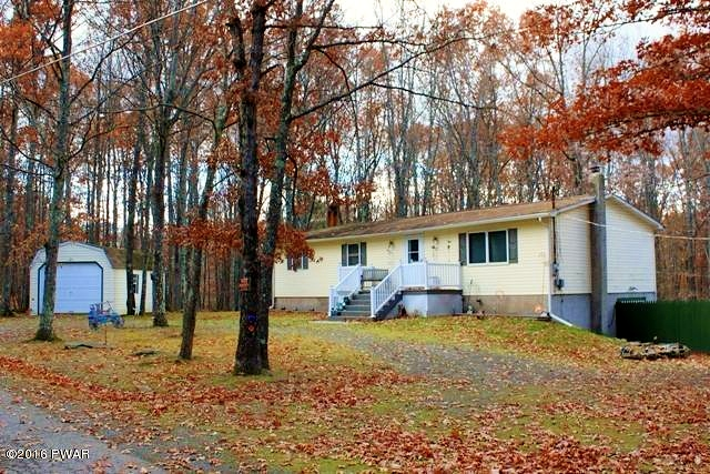 RECENTLY REDUCED!! Located on Over 3 Acres, This 4 Bedroom, 3 Bathroom Home Could Be Yours! Featuring a Main Level Master Suite, Updated Kitchen & Flooring, Finished Basement & Much More!! Enjoy the Outdoors AND Store Your Toys in Multiple Garages & Sheds