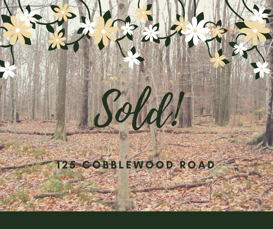 Sold! 125 Cobblewood Road