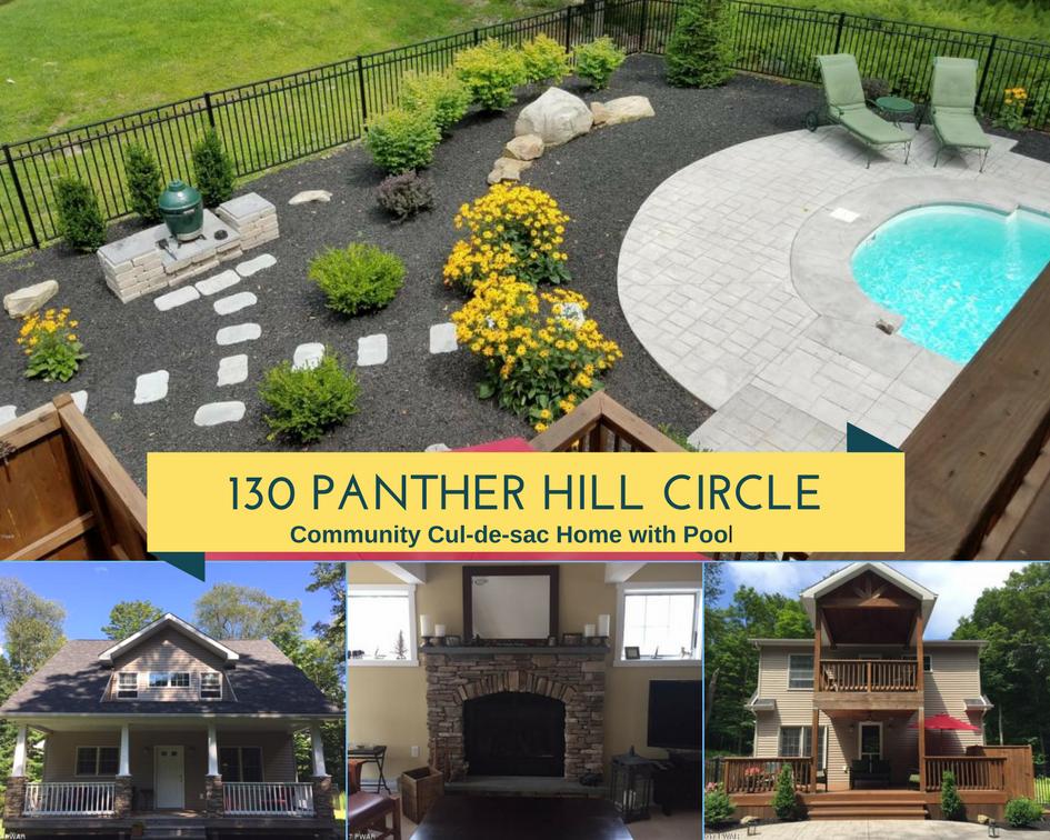 JUST REDUCED! 130 Panther Hill Circle: Panther Lake