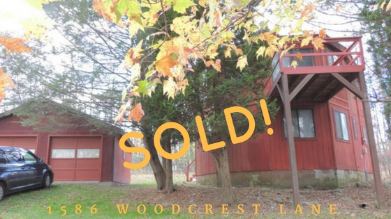 Sold! 1586 Woodcrest Lane: The Hideout