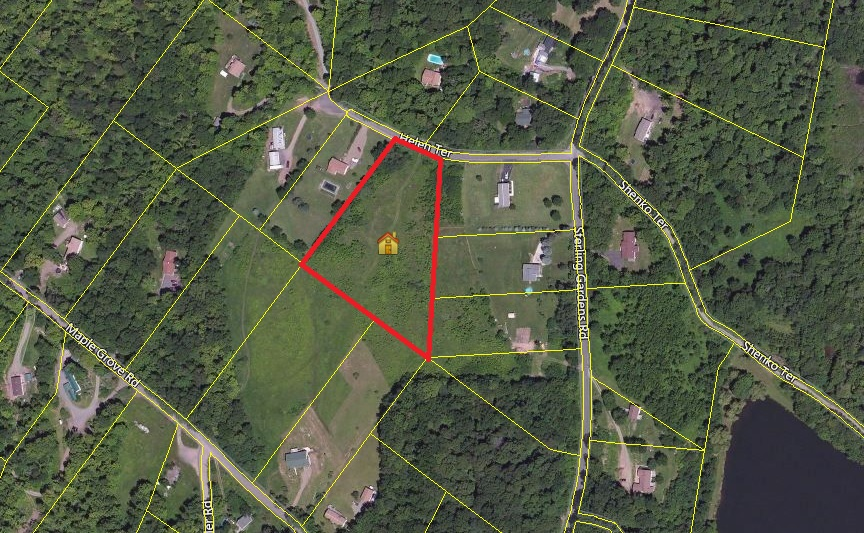 NEW LISTING! Build Your Dream Home on This 3.71 Acre Perced Lot! Located On a Township Road; No Community = No Dues! Enjoy Access to a Private Lake in This Serene Location. Septic Design Was Completed Already. For more information on This Cleared Lot cont