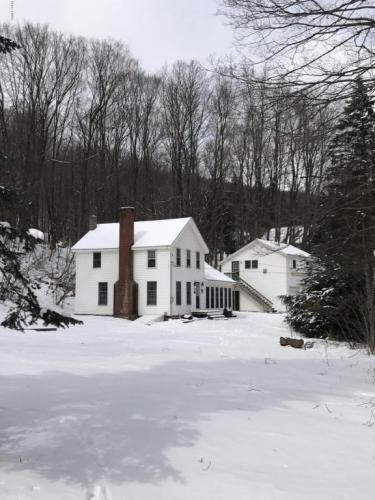 NEW LISTING!! This Lovely Farm House Sits on 51 Acres of Land and is Move in Ready! Features 3 Bedrooms & 2 Bathrooms! Enjoy Your Time in The Sun Room. Amid the Trees and Open Spaces Sits a Barn and a 2 Car Garage with a Bonus Room Upstairs. This Home is