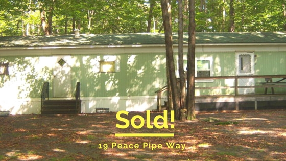 Sold! 19 Peace Pipe Way: Indian Country Community