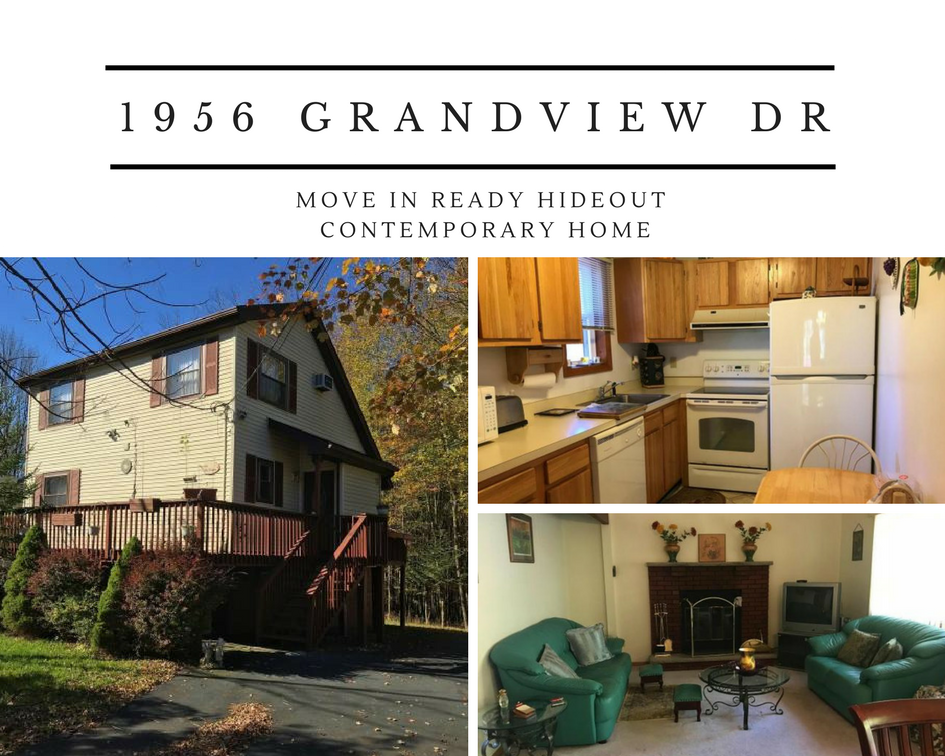 1956 Grandview Drive: Move in Ready Hideout Contemporary Home