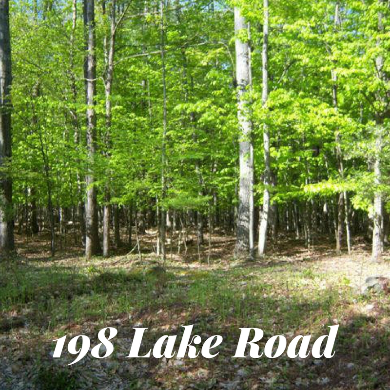 Peaceful, Wooded Lot in Cobbs Lake Preserve