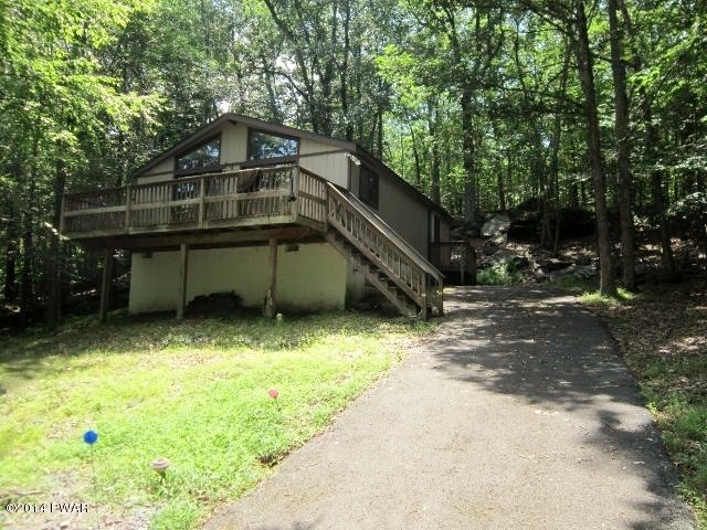 RECENTLY REDUCED!! This Cozy Masthope Mountain Ranch Features 2 Bedrooms and 1 Bathroom. Perfect for Year Round Visits with the Wood Burning Stove and New Ductless Air Conditioning System. Enjoy the Hardwood Floors Throughout the Home and the Large Front
