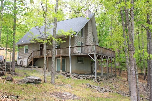 RECENTLY REDUCED! This Like New Masthope Mountain Chalet Offers Panoramic Seasonal Views of the Delaware River! Move In Ready; Features 5 Bedrooms and 3 Full Baths Making This Home Perfect for Entertaining in the Poconos. Enjoy the Full Finished Basement