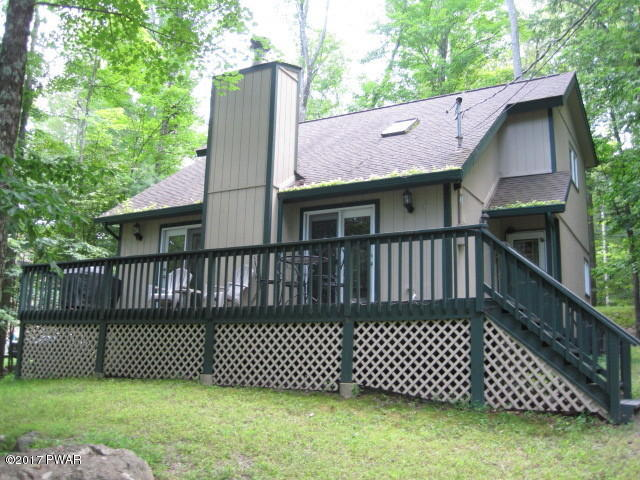 NEW LISTING!! This Paupackan Lake Estates Saltbox Home is Calling to You! This Home Features 3 Bedrooms & 2 Bathrooms! Enjoy the Living Room Fireplace and the Spacious Front Deck. This Home Comes With an Extra Deeded Lot Next Door for Additional Uses and