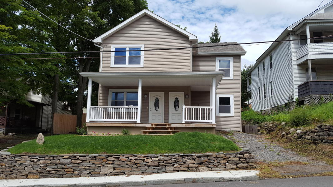 NEW LISTING!!! This Multi Family Home is a Great Investment Opportunity! Completely Renovated; This Duplex Home Offers Hardwood Flooring, and a Multitude of Updates Including New Carpeting, Cabinets, Granite & Concrete Counter Tops, Top of the Line Bathro