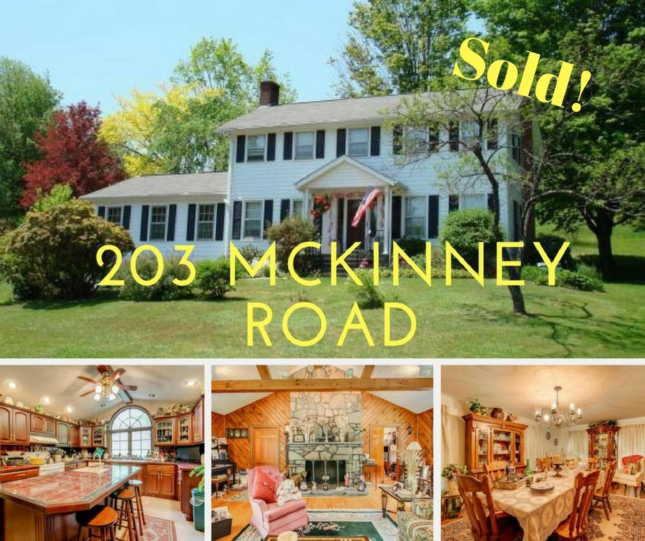 Sold! 203 McKinney Road: Waymart