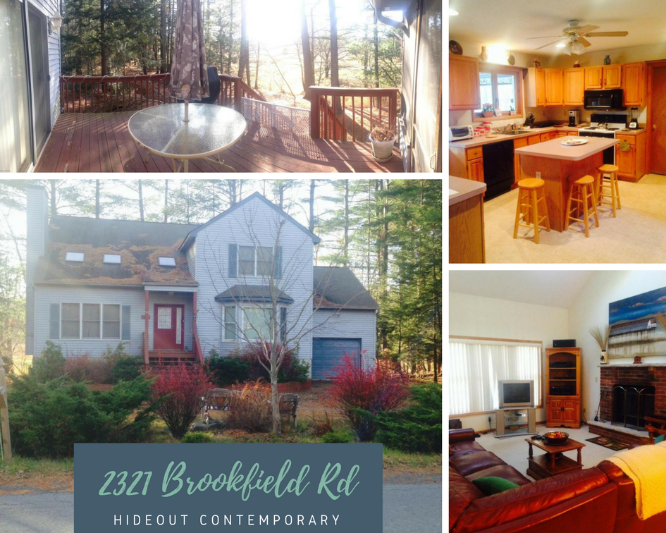 2321 Brookfield Road: Hideout Contemporary Home For Sale