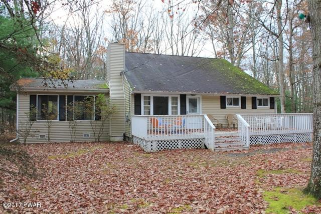 NEW LISTING !! Walking Distance to Lake Wallenpaupack !! This 3 Bedroom 2.5 Bath Boasts a New Kitchen along with Hardwood Floors, Over sized Hot Tub and No Community Dues!! Come Take a look at Keith Delaney's New Listing !!