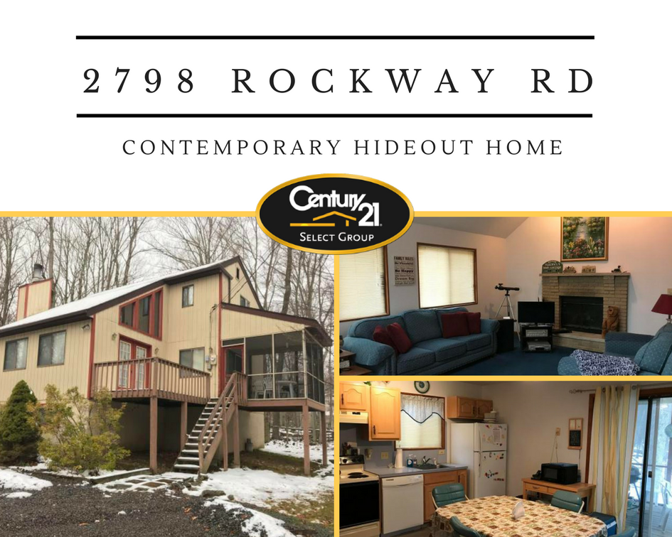 2798 Rockway Road: Contemporary Hideout Home