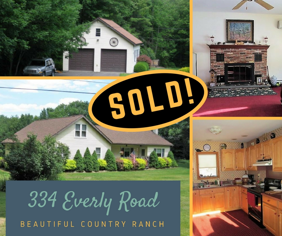 Sold! 334 Everly Road, Lake Ariel