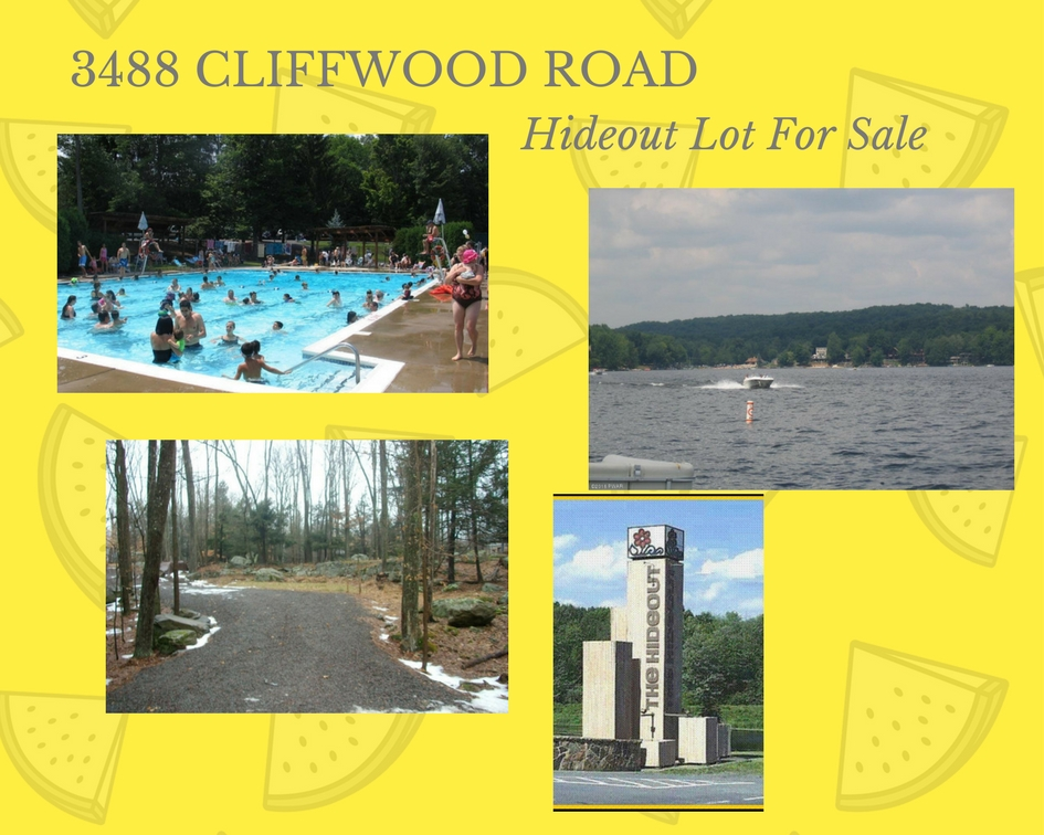 3488 Cliffwood Road: Vacant Hideout Lot For Sale