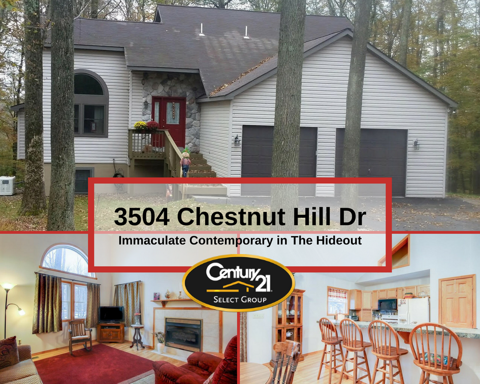 3504 Chestnut Hill Drive: Immaculate Contemporary in The Hideout