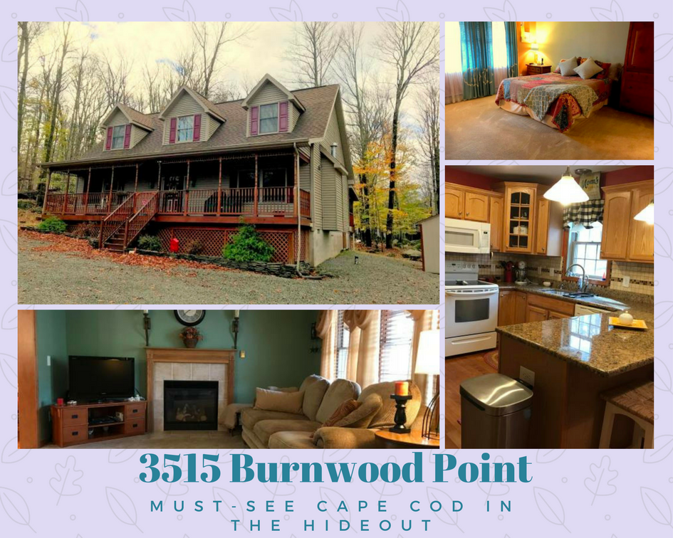 3515 Burnwood Point: Must-See Cape Cod in The Hideout