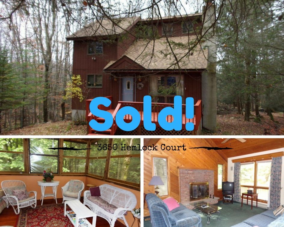 SOLD! 3450 Hemlock Court, The Hideout