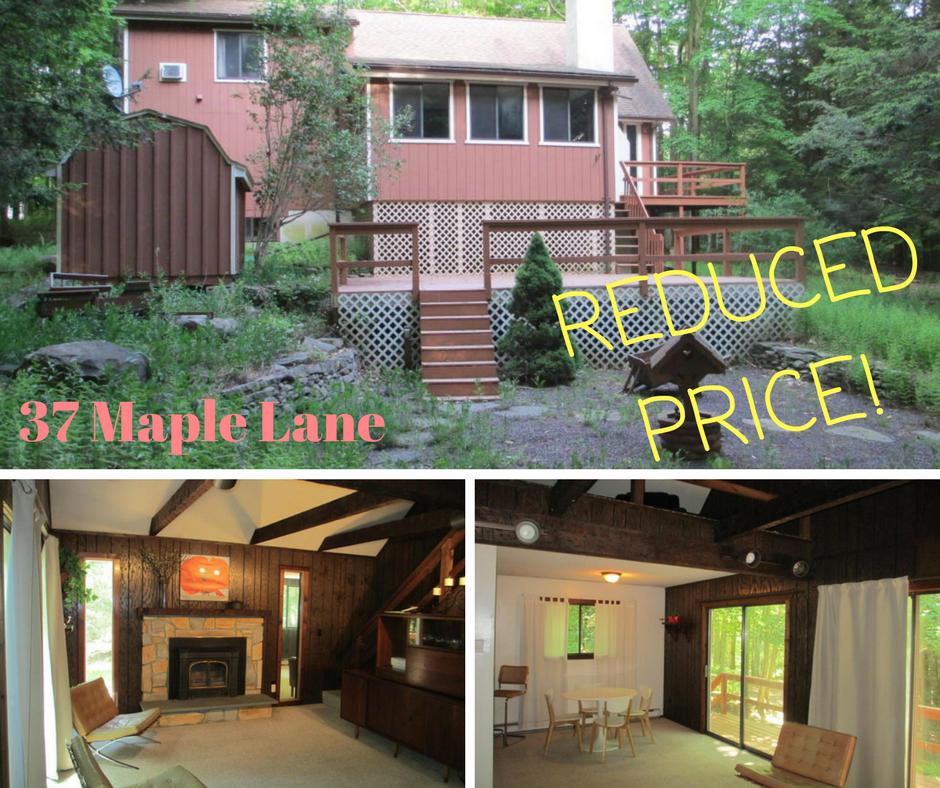 37 Maple Lane: Custom Chalet in Forest Glenn