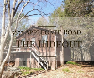 3857 Applegate Road: Quiet & Cozy Raised Ranch in The Hideout