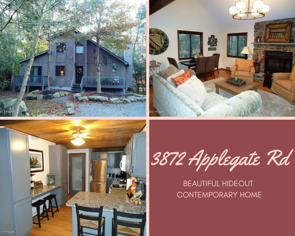 3872 Applegate Road: Beautiful Hideout Contemporary Home
