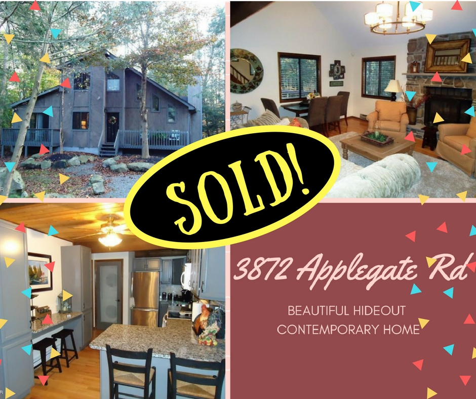 Sold! 3872 Applegate Road: The Hideout