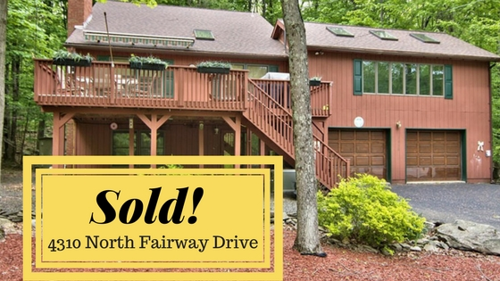Sold! 4310 North Fairway Drive: The Hideout