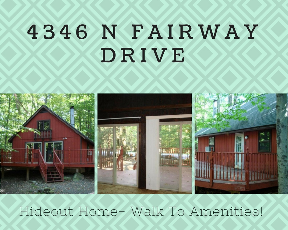4346 N Fairway Drive: Hideout Home-Close to Amenities!