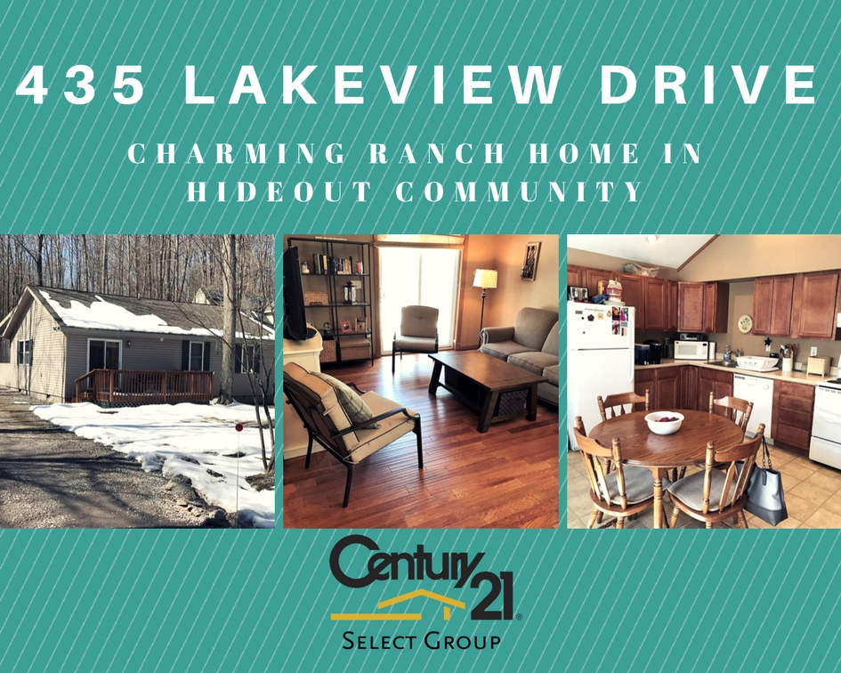 435 Lakeview Drive: Charming Ranch Home in Hideout Community