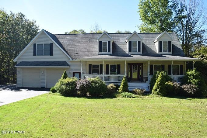 NEW LISTING !! This Honesdale Home sits on 1.54 Private Acres. The Home Features 4 Bedrooms, 4 Baths, Plus Many Custom and Updated Features !! Ben Katz New Listing is an Absolute Must See