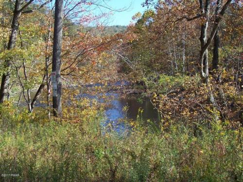 NEW LISTING!! Build Your Dream Home on This 1.43 Acre Parcel with Views of the Lackawaxen River! Ready to Be Built On with a Survey & Septic Design. Build Your Home Off of the Lackawaxen River; Well Known to have the Best Fly Fishing Experience in the Nor