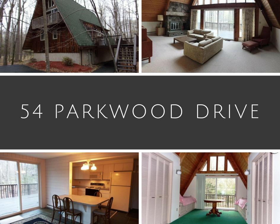 54 Parkwood Drive, Lake Ariel PA: Hideout Community Vintage